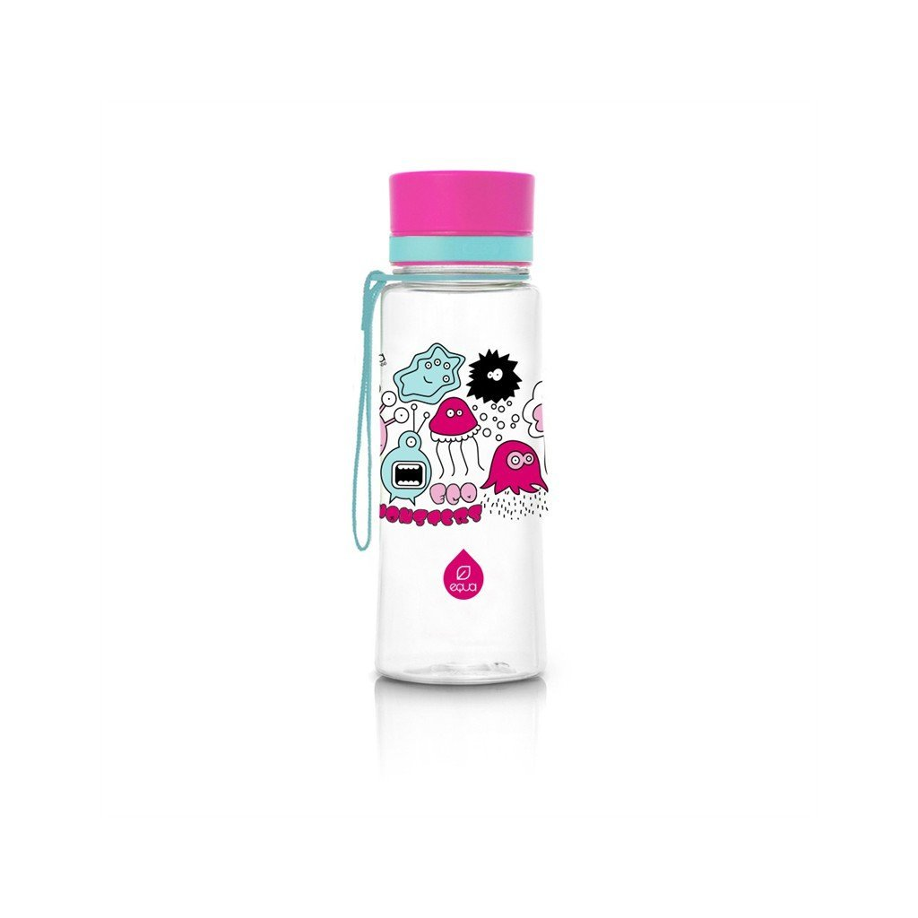 Fľaša EQUA Pink Monster new