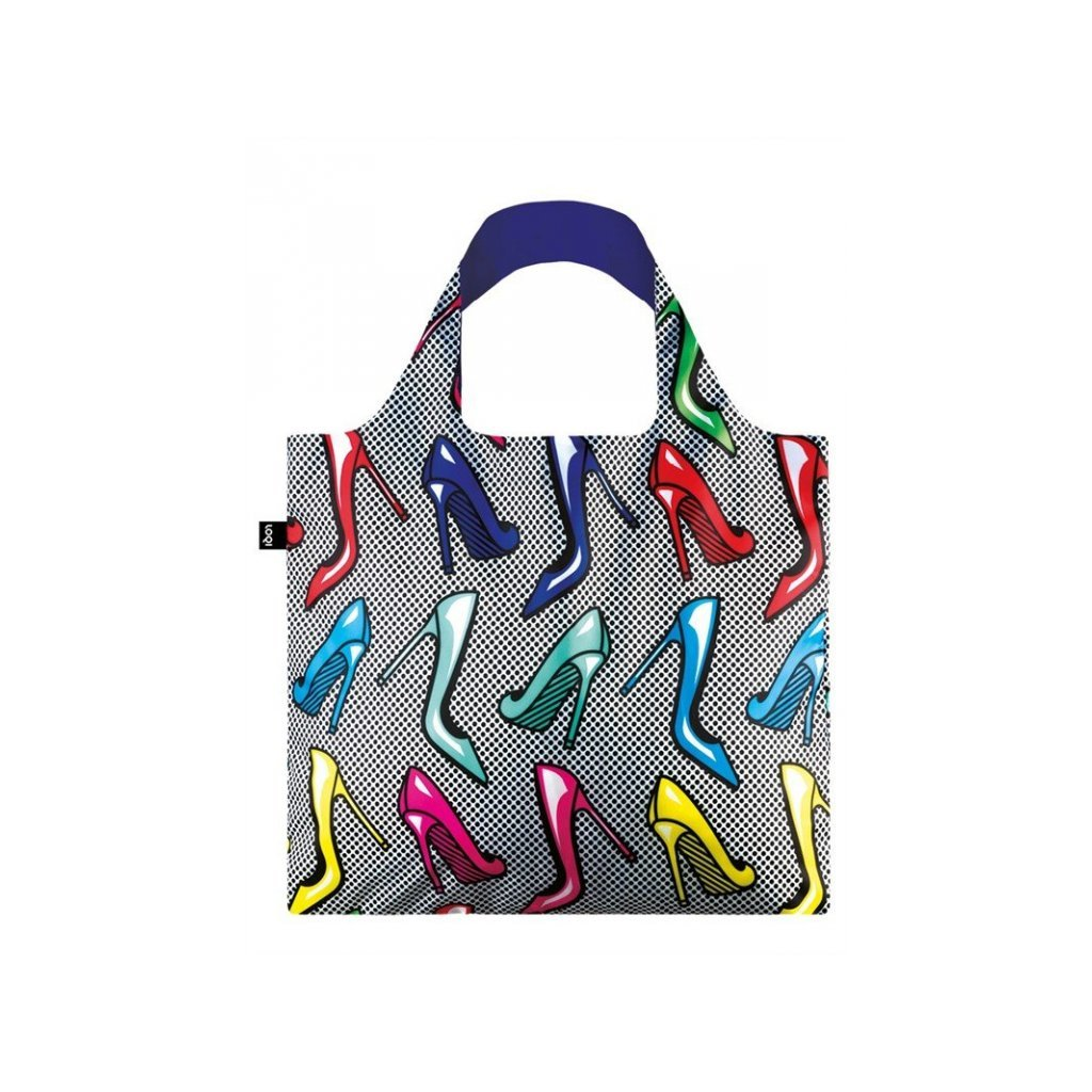 Nákupná taška LOQI Pop Heels