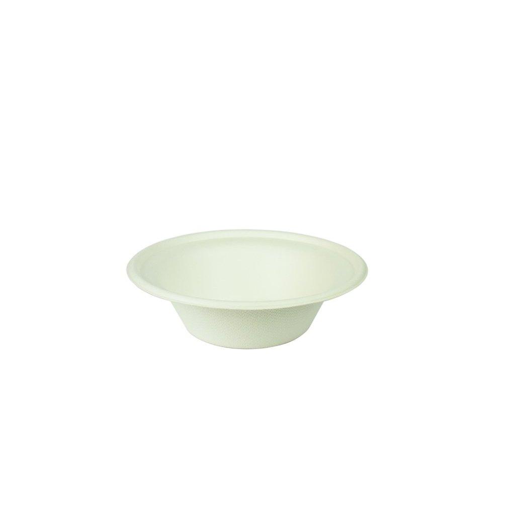 Kompostovateľný tanier hlboký 200 ml