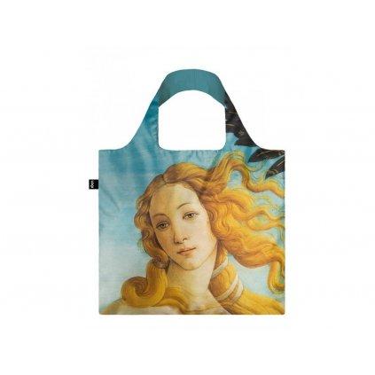 Nákupná taška LOQI BOTTICELLI-THE BIRTH OF VENUS