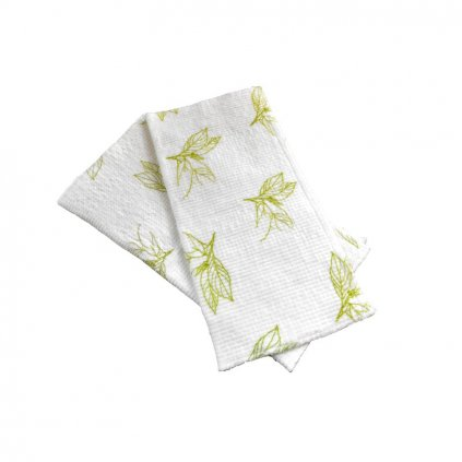 clean again super absorbent cleaning cloths tree buds set of 2