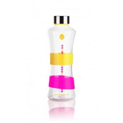 Fľaša EQUA CMYK Squeeze Yellow, 550 ml