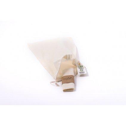 Plátený sáčok z biobavlny
