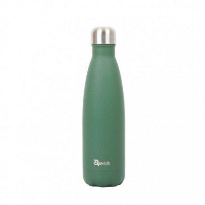 insulated stainless steel bottle granite khaki 500ml