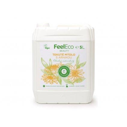 7590 100 feel eco tekute mydlo s arnikou 5l
