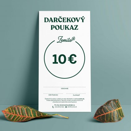Darcekovy poukaz vianoce SK 015eur