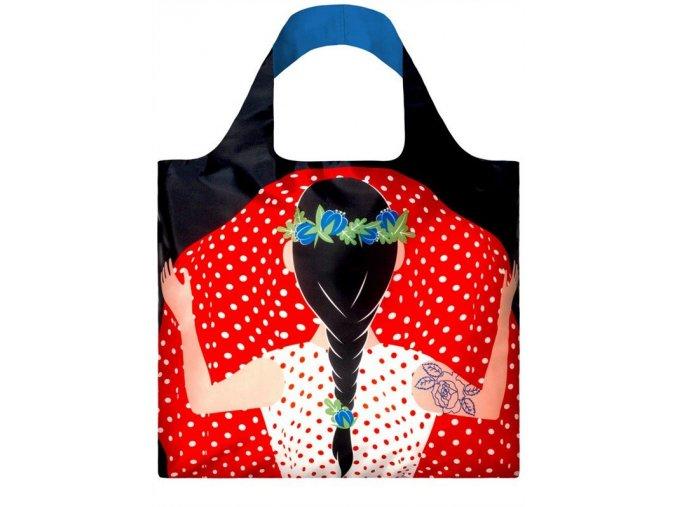 Nákupná taška LOQI Cool People