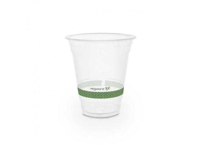 Kompostovateľný pohár 300-350 ml s potlačou