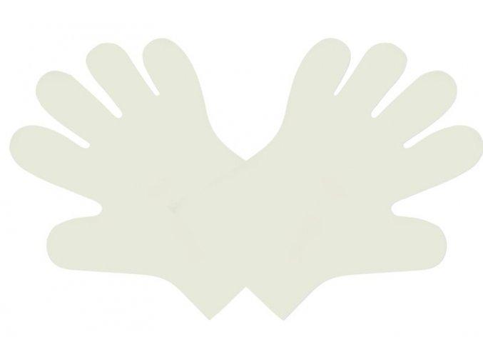 Hygienické jednorazové rukavice veľ. M