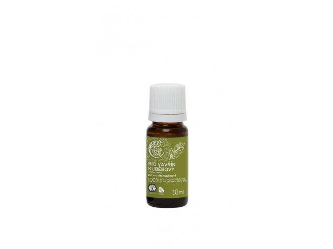 100%  Éterický olej vavrín kubébový