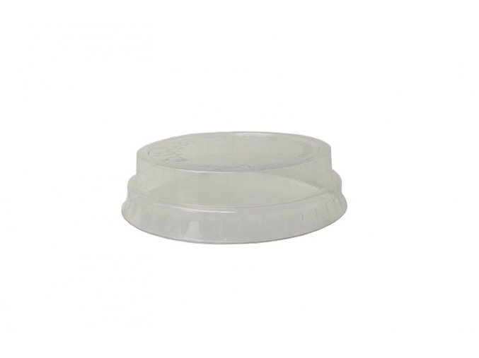 Kompostovateľný vrchnák 76 mm bez dierky, 50 ks