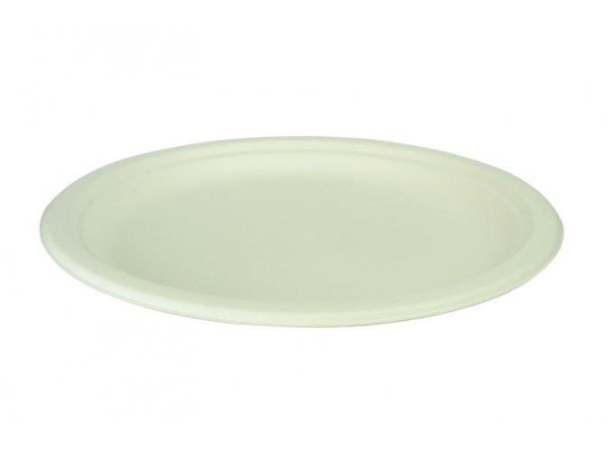 vyr 130 vyr 130jednorazovy ekologicky tanier P013 23cm vegware