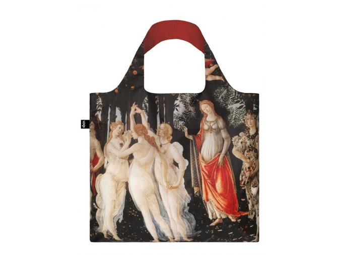 LOQI museum botticelli the spring bag