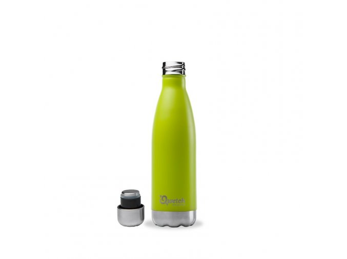 insulated stainless steel bottle green anise 500ml (1)