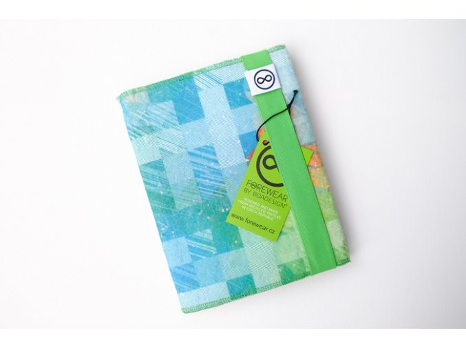 Zápisník FOREWEAR farebný