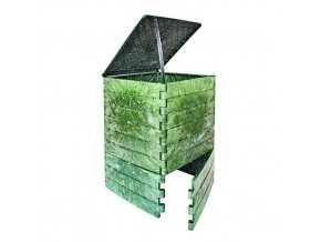 Kompostér JRK PREMIUM 215  + Sprievodca kompostovaním a darček od nás