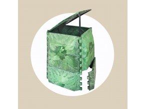 Kompostér JRK PREMIUM 335  + darček od nás k vášmu nákupu