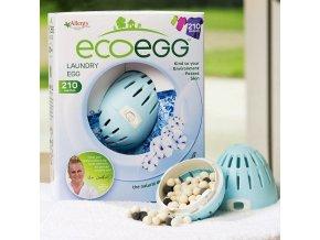 Ecoegg pracie vajce s vôňou svieža bavlna