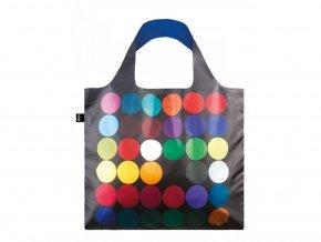 Nákupná taška LOQI Museum Gerners - Dots