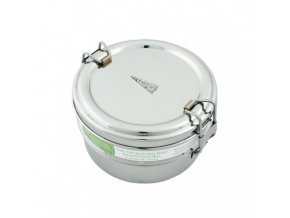 two tier round lunch box (1)