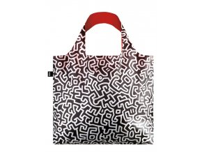 LOQI museum keith haring untitled bag