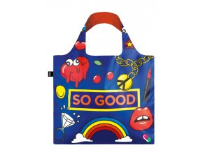 LOQI pop so good bag front