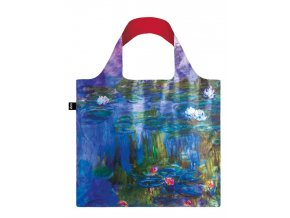 loqi museum claude monet water lilies bag