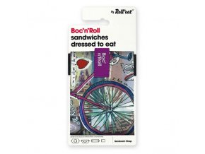 bocnroll teens bike pack A