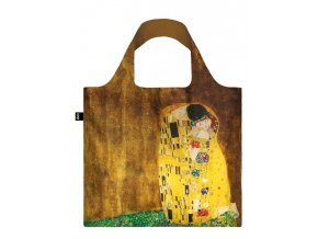 LOQI museum klimt the kiss bag