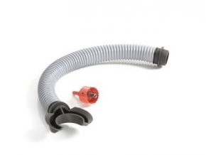 Hadica na rýnu + plastový ventil na vodu - SET príslušenstvo