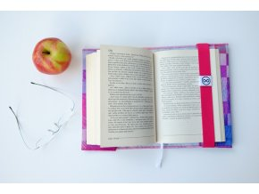 FOREWEAR recycled products pink book cover 42res