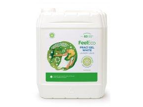 127 feel eco praci gel white 5l