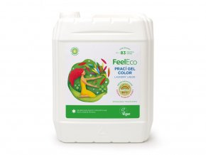 123 1 feel eco praci gel color 5 l