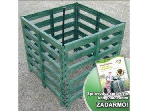 Otvorený kompostér premium 1130